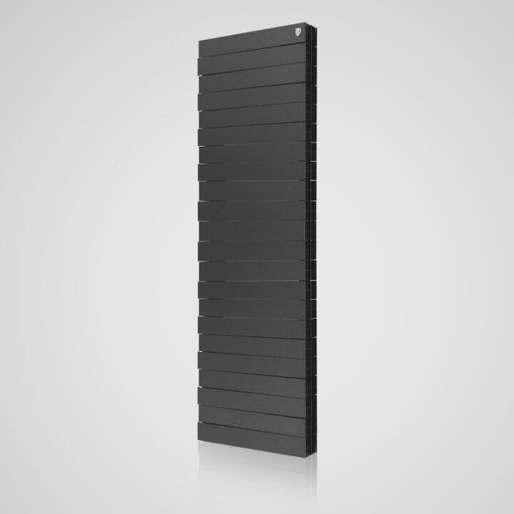 Радиатор Royal Thermo PIANOFORTE TOWER Noir Sable 22